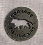 Blessing Ring - Courage