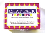 Chat Pack favorites family game