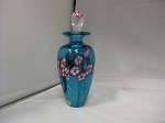 Perfume Bottle, Cherry Blossom, blue-Held