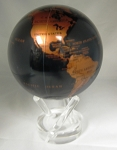 Mova Globe 4.5 Copper Earth