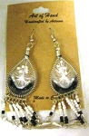 Woven Earrings with dangle2