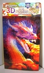 Dragon Fire Jigsaw 3D