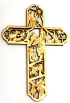 Cross Ornament - 4