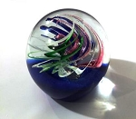Multicolored Tumbleweed Paperweight