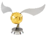 Metal Earth Harry Potter - Golden Snitch Model