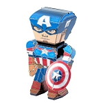 Metal Earth Legends - Marvel Avengers, Captain America Model
