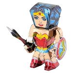 Metal Earth Legends - Justice League, Wonder Woman Model