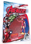 Metal Earth Marvels Avengers - Iron Man Model