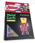 Metal Earth Legends - Marvel Avengers, Iron Man Model