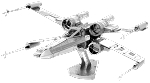 Metal Earth Star Wars - X-Wing Fighter Model