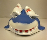 Shark Family Bath Toy