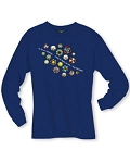 Long Sleeve - Mandala Medley