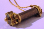 Mini Puzzle Brass Necklace Scope - Cohen