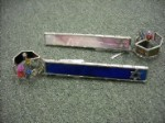 Star of David stained glass kaleidoscope by Mike and Joann Jacobs