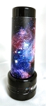 Galaxy Spirit kaleidoscope by Karl and Jean Schilling