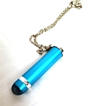 Teleidoscope Necklace, turquoise - Yamami