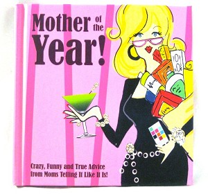 Mother of the Year book