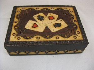 All Aces Card Box