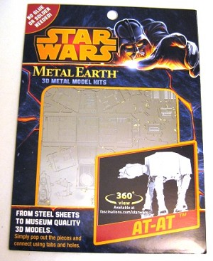 Metal Earth - Star Wars AT-AT Walker
