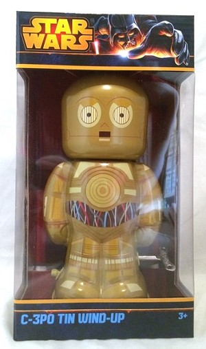 Star Wars Windup Toy, C3P0