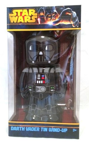 Star Wars Windup Toy, Darth Vader