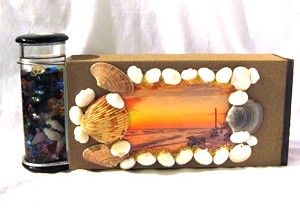 Seashore Kaleidoscope by Barbara Spikes