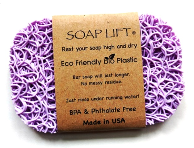 Lavender Soap Lift