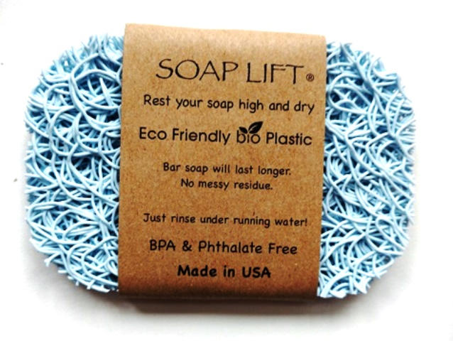 Seaside Blue Soap Lift