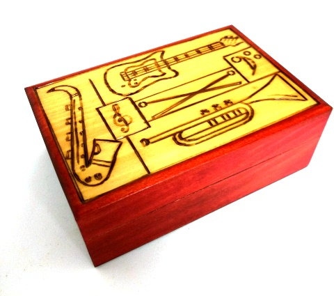 Musical Instruments Box
