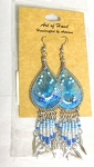 Woven Earrings with dangle6