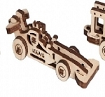 UFidgets Wooden Sports Car Kit