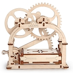 Wooden Mechanical Box Kit by Ugears