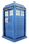 Metal Earth Dr Who - Tardis