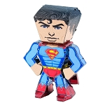 Metal Earth Legends - Justice League, Superman Model
