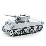 Metal Marvels Sherman Tank