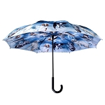 Reverse Umbrella - Cats and Dogs