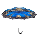 Reverse Umbrella - Paris City of Lights