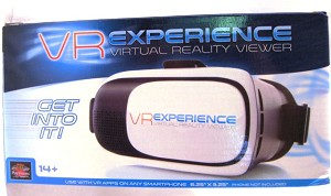 VR Experience Viewer