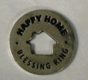 Blessing Ring - Happy Home
