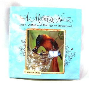 A Mother's Nature book