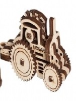 UFidgets Wooden SteamTractor Kit