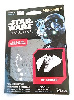 Metal Earth - Star Wars Rogue One TIE Striker Model
